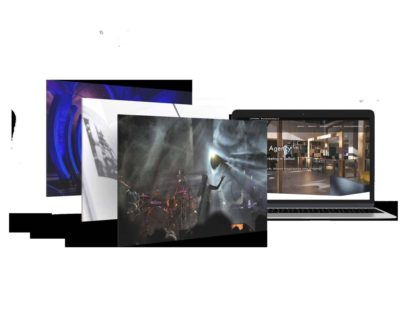 Creiamo Web Design Branding Foto Video Eidos Marketing FVG